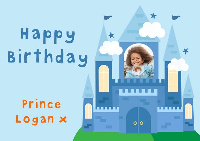 Create a Prince Castle Greeting Card