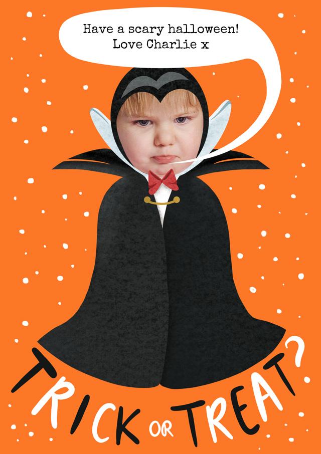 Create Vampire  Card